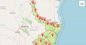 MAPA: contagios de coronavirus en Tamaulipas HOY lunes 29 de junio