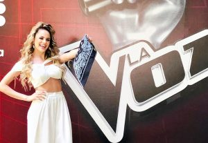 La Voz: ¿Quién es Yuli Flores, integrante del equipo de Christian Nodal?
