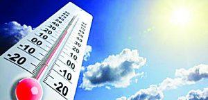 Subirá hasta los 42 grados