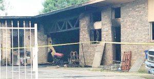 Se incendian departamentos en Laredo, Texas