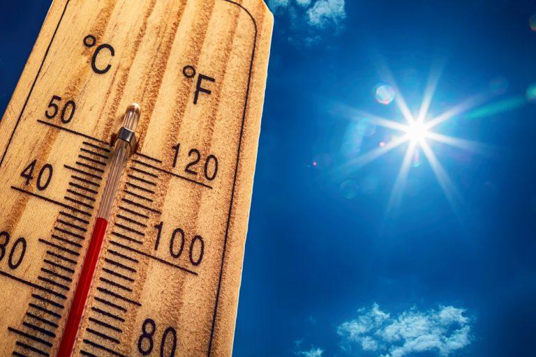 Alertan por intensa ola de calor en el norte de Tamaulipas