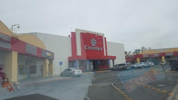 Cierra sus puertas Cinemex de HEB en Nuevo Laredo