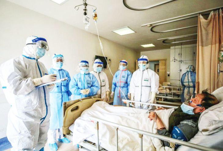 Crisis en Laredo, Texas 100 hospitalizados y 1 muerto por COVID-19