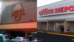 Cierra Tienda Del Sol y Office Depot en Nuevo Laredo