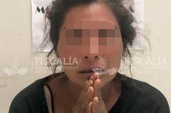 Detienen a mujer migrante que robó a menor en Saltillo