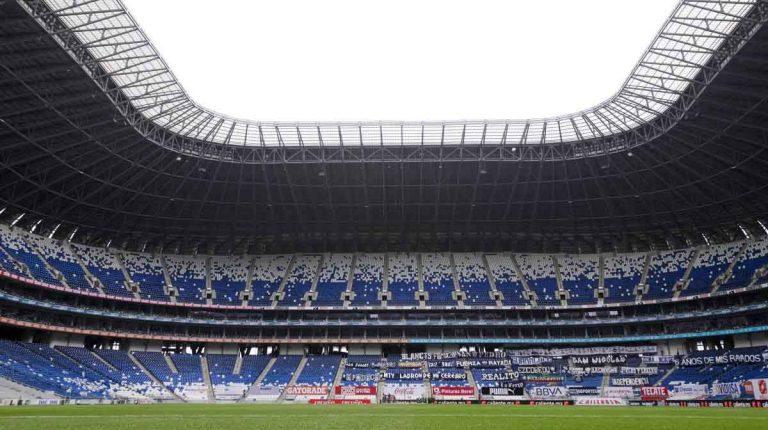 Se suspende el partido del Monterrey