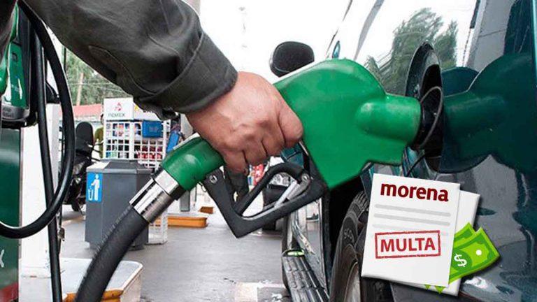 Gasolineras Multas por evitar verificacion