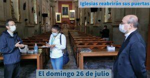10 cosas que debes saber sobre la reapertura de las iglesias en México