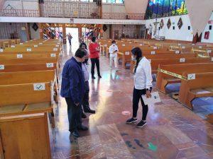 ¿Cuándo abren las iglesias en la CDMX?