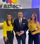 ¿Jorge Zarza fue despedido de TV Azteca?