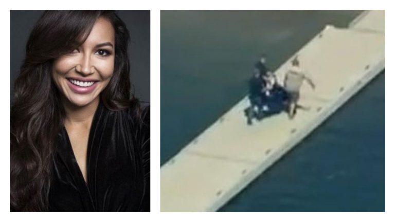 Naya Rivera Filtran VIDEO del presunto rescate de su cuerpo