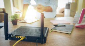 Objetos que empeoran la señal del wifi en tu casa