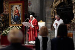 ¡Covid en el vaticano! Dos cardenales cercanos al Papa dan positivo