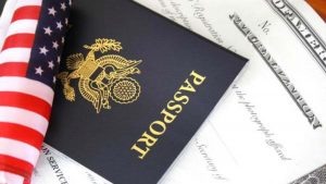 Pasaporte de Estados Unidos al mismo nivel como el de México