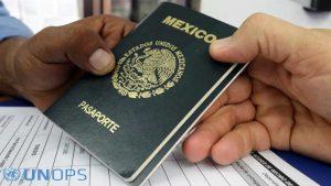 Pasaporte mexicano contara con chip de identificación en 2021