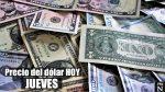 Precio del dólar HOY viernes 10 de julio de 2020; cotización tipo de cambio