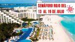Quintana Roo semáforo rojo aumento de contagios coronavirus