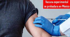 5 datos sobre vacuna contra el COVID-19 que se probará en México