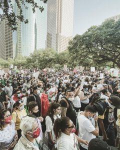 Vive Texas fin de semana de protestas y vigilias en honor a Vanessa Guillén