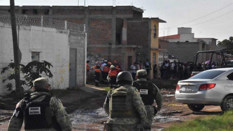 ataque armado en guanajuato
