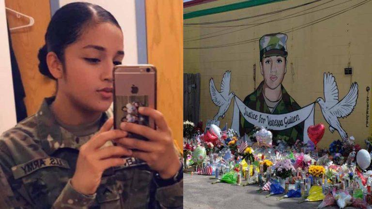 confirman MUERTE de Vanessa Guillén