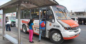 Estas son las fechas que no habrá transporte público en Tamaulipas