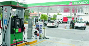 Sube el precio de gasolina