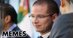 Tunden con MEMES a Ricardo Anaya por caso Lozoya