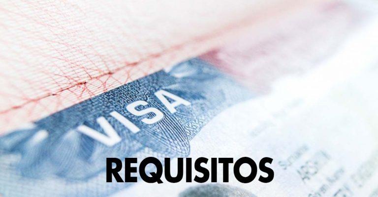 proceso solicitar visa eeuu requisitos 2020