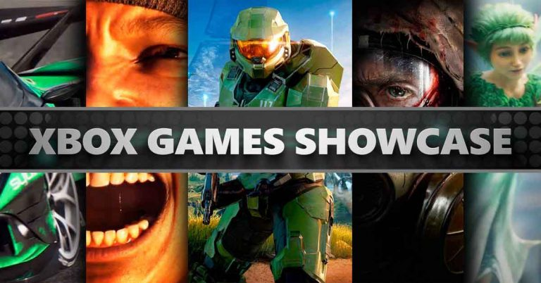 resumen xbox games showcase trailers gameplays novedades