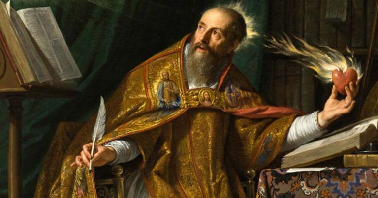 Este 9 de julio se celebra a San Agustín. Conoce su historia y a los otros santos que son reconocidos y recordados en este día