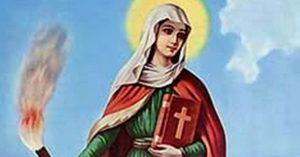 Santoral católico: ¿Qué santo se celebra HOY miércoles 29 de julio?