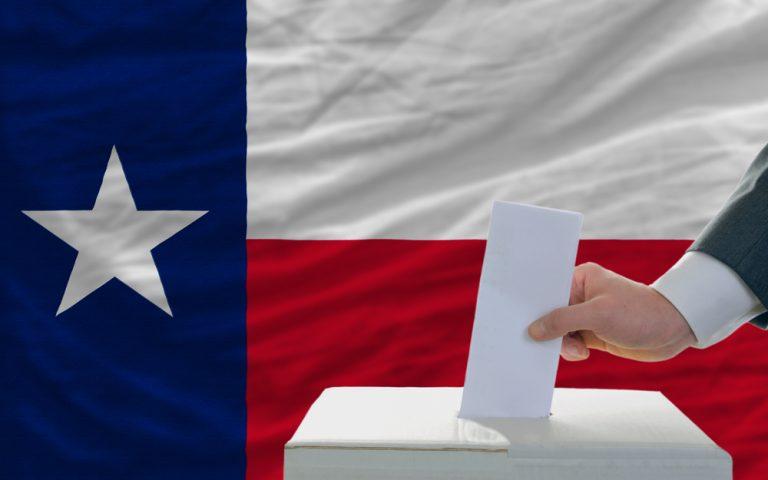 Elecciones estatales en Texas.