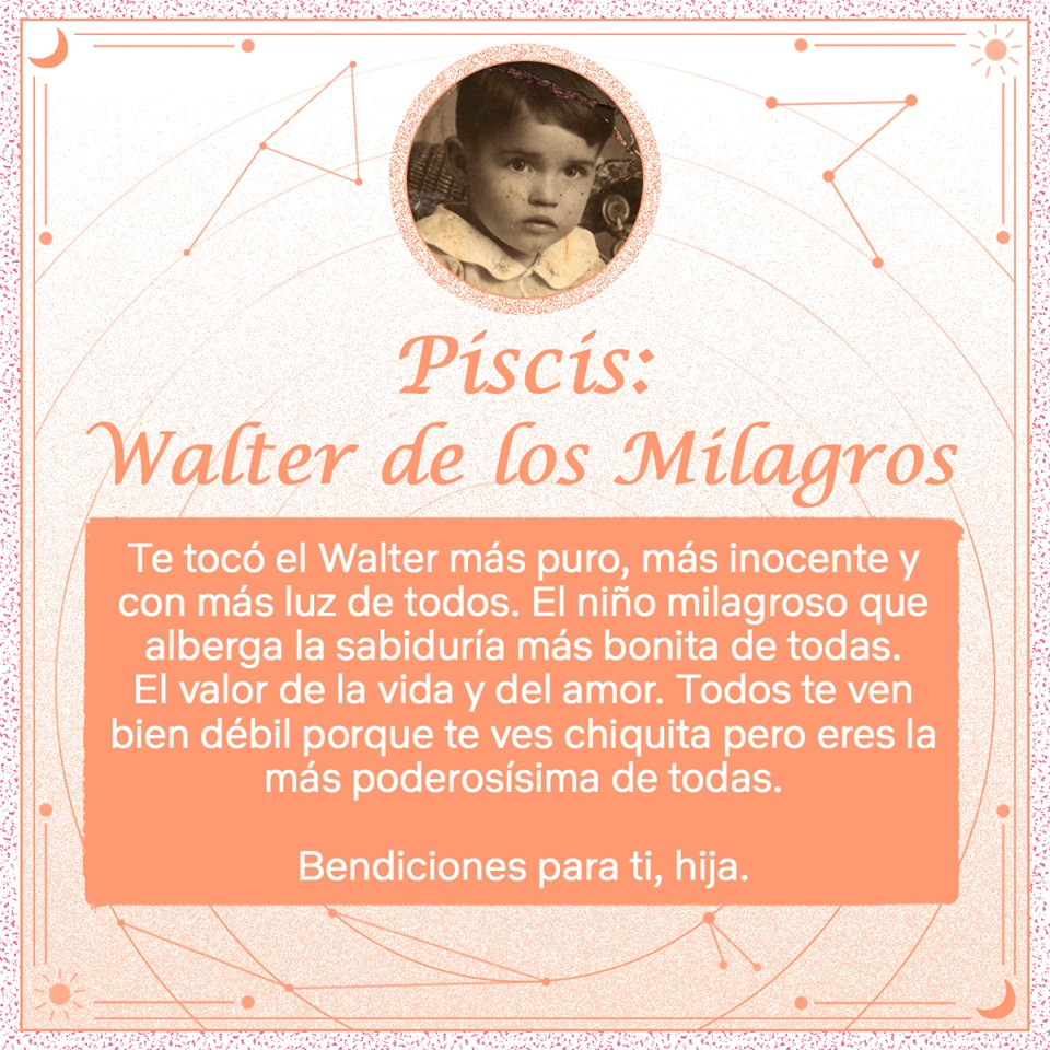 Walter Mercado