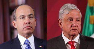 AMLO: Ya perdoné a Calderón por robarnos Presidencia