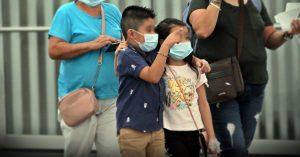 Afecta Covid-19 gran cantidad de niños en Tamaulipas
