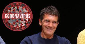 Antonio Banderas da positivo a coronavirus el dia de su cumpleaños