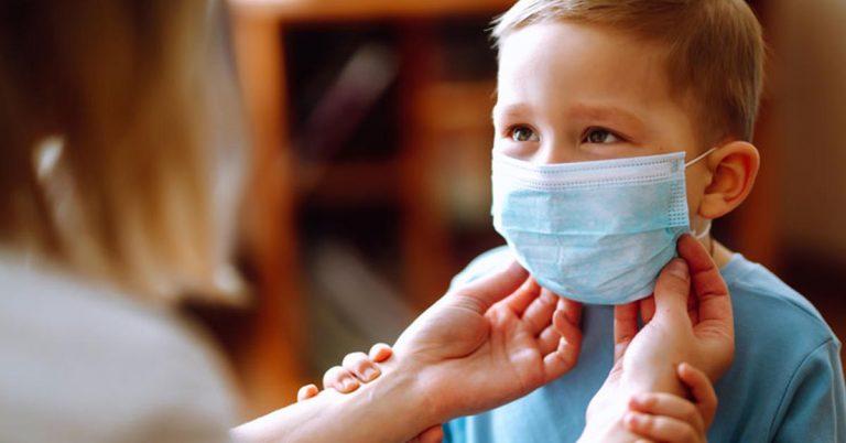 Cinco enfermedades en niños en verano