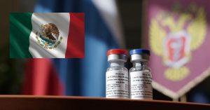 México pide datos clínicos de vacuna Rusa para posible uso