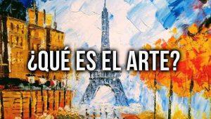 ¿Qué es el arte?: Tarea y ejercicio de Aprende en Casa lunes 31 de agosto
