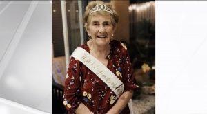 Abuelita de 101 años logra vencer al coronavirus