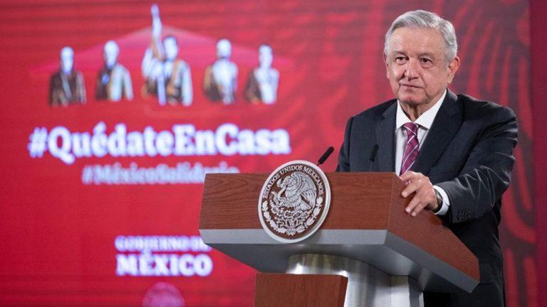 AMLO: México tiene fondo de 100 mil mdp para vacuna contra Covid-19