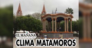 Pronóstico del clima HORA POR HORA para Matamoros jueves 6 de agosto