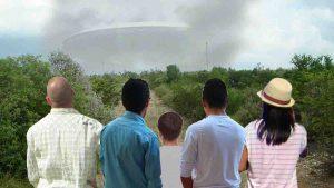 Familia de Nuevo Laredo asegura haber visto ovnis en rancho: Historia