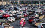 Reportan filas de 12 horas para cruzar frontera tras endurecer restricciones