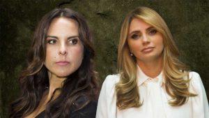 "Kate del Castillo se le lanza a 'La Gaviota' : ""No hizo nada por México"""