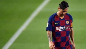 Messi: Anuncia que se va de Barcelona