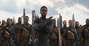 Muere Chadwick Boseman protagonista de The Black Panther