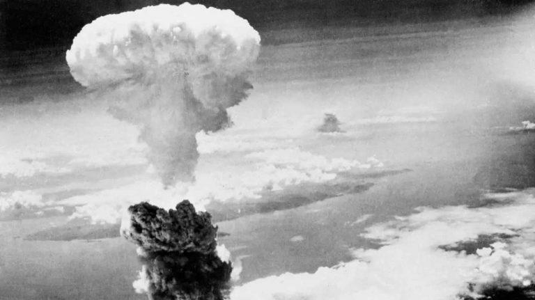 Nagasaki, 9 de agosto de 2020 aniversario bomba nuclear
