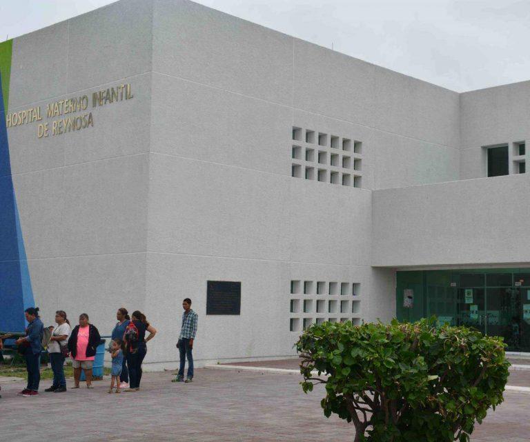 Pese aumento de casos mantienen cerrado Hospital Covid en Reynosa